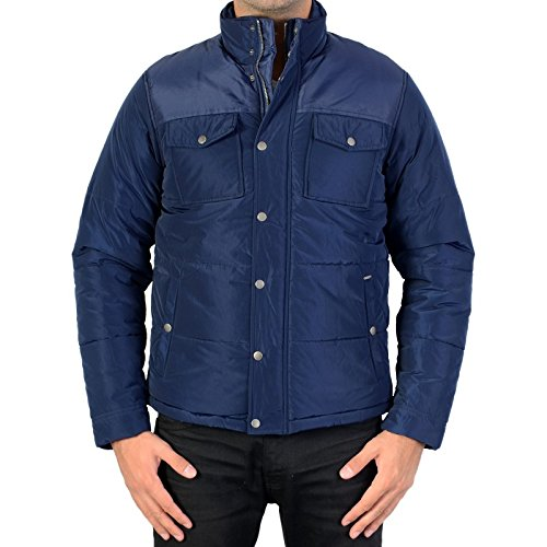 Giubbotto Pepe Jeans Kimble Blu Navy M Blue
