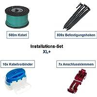 genisys Set di installazione XL + Ambrogio L250 L300 L400 connettore Hook cavo di installazione - Trova i prezzi più bassi