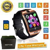 SEPVER Smartwatch Bluetooth Smart Watch SN06 mit Touchscreen Kamera SIM-Karte