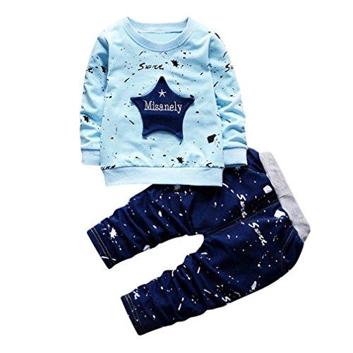 Baby Kleidung Huhu833 Kleinkind Kinder Jungen Star...