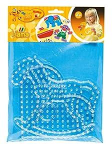 Hama 8264 Transparente - Plantilla (Transparente, Bolsa de plástico)