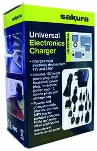 Sakura Universal Electronics Charger