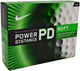 Nike Precision Power Distance Soft Golf Balls - 12-Pack