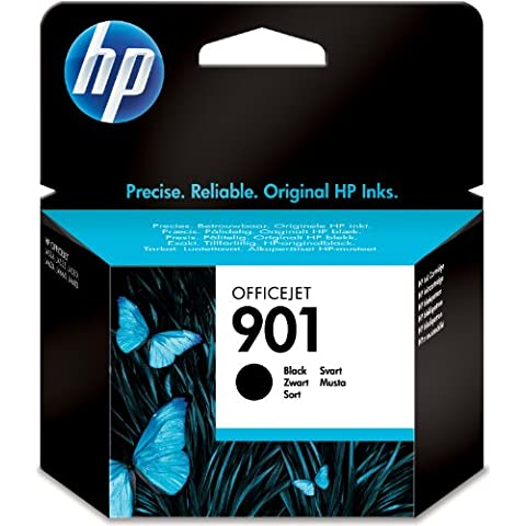 HP 901 - Cartucho de tinta, negro