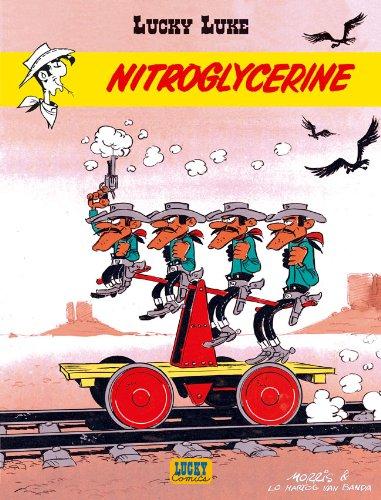 Lucky Luke - tome 25 - Nitroglycérine