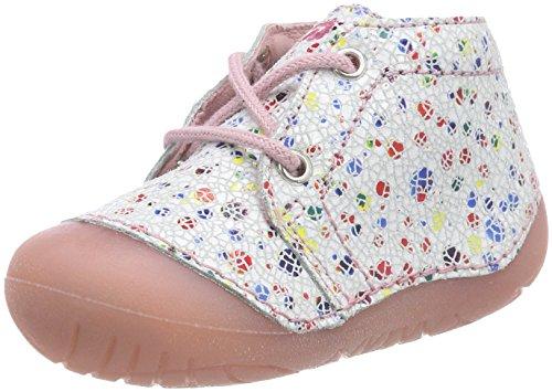Richter Kinderschuhe Baby Mädchen Richie Sneaker, Weiß (Panna), 21 EU