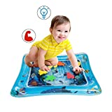 SNOWIE SOFT® Baby Inflatable Water Cushion, Inflatable Infant Baby Water Mat Patted Pad
