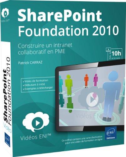 Vidéo de formation SharePoint Foundatio...