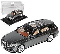 Kyosho Mercedes-Benz E-Klasse W213 T-Modell Kombi Selenit Grau Ab 2016 1/43 Modell Auto