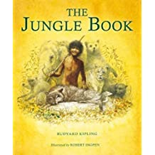 The Jungle Book: Abridged Edition for Younger Readers (Palazzo Abridged Classics)