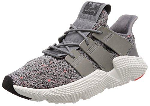 adidas Herren Sneaker, prophere 39 1/3 EU (6 UK), Grau (Trikot Stricken)