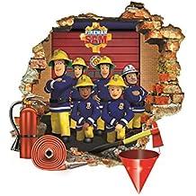 Foto Tapete Feuerwehrmann Sam Suchergebnis Auf Amazonde Für