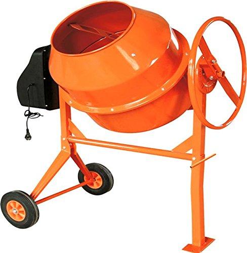 new-progen-140l-650w-drum-portable-electric-concrete-cement-mixer-mortar-plaster