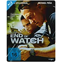 End of Watch - Steelbook