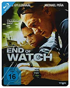 End of Watch - Steelbook [Blu-ray]
