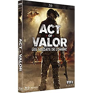 Act of valor [Blu-ray] [FR Import]