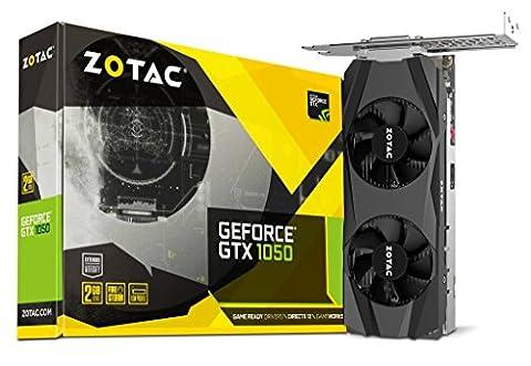 ZOTAC GeForce GTX 1050 2GB LP GeForce Experience