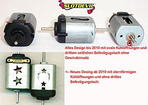 Motor Slotdevil 2024 24000u/12V/0,4A 160g/cm Drehmoment -