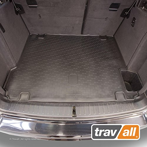 Travall Liner TBM1104 - Vehicle-Specific Rubber Boot Mat Liner
