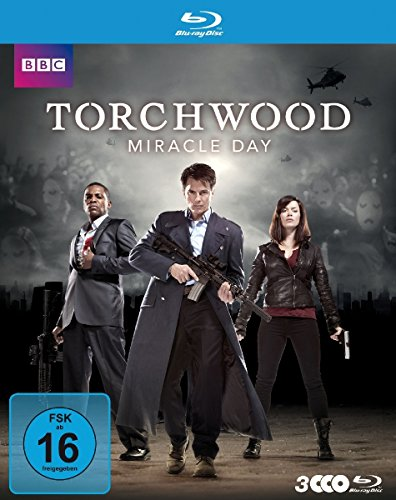 Torchwood-Miracle Day [Blu-ray] [Import anglais], DVD/BluRay
