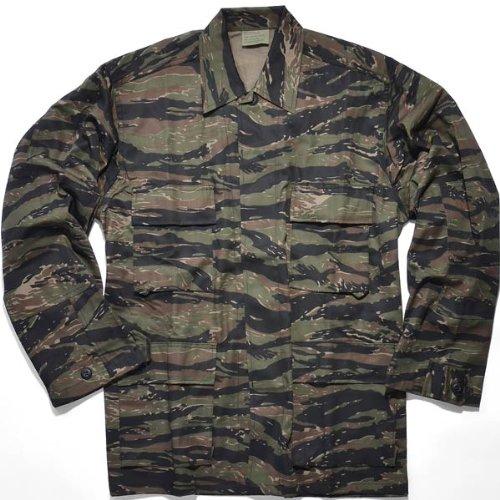 Ultra Force Camo (rothco Ultra Force BDU Twill Shirts tiger stripe camo)