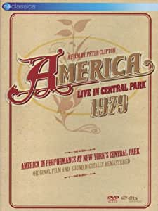 Live In Central Park 1979 [DVD] [2009]