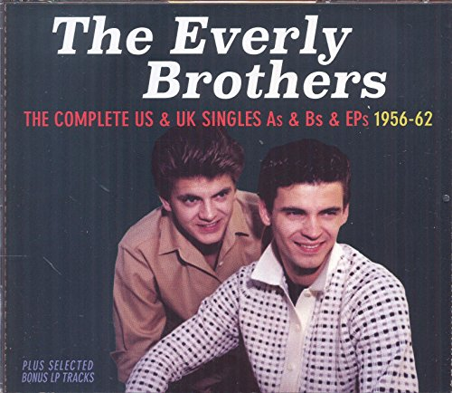 The Complete Us & UK Singles 56-62 -