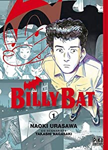 Billy Bat Edition simple Tome 1