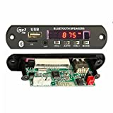 #6: VINTIL 5V-7V Bluetooth USB AUX MP3 Audio Player Decoder Board With FM Radio Audio Module With Remote