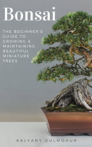 Bonsai: The Beginner's Guide to Growing & Maintaining Beautiful Minature Trees (English Edition)