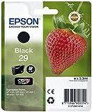 Epson C13T29814022 Schwarz Original Tintenpatronen Pack of 1