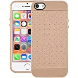 Cock Vega Series Case For Apple IPhone 5s (Gold) - B076F94S14