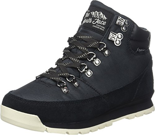 THE NORTH FACE Damen Back-to-Berkeley Redux Trekking-& Wanderstiefel, Schwarz (TNF Black/Vintage White Lq6), 41 EU