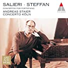 Andreas Staier - Salieri / Steffan: Concertos For Fortepiano [Japan CD] WPCS-16125