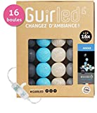 Best Guirlandes - Guirlande lumineuse boules coton LED USB - Chargeur Review