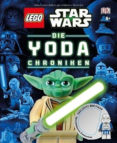 LEGO Star Wars Die Yoda-Chroniken, mit Minifigur! von Daniel Lipkowitz (28. September 2013) Gebundene Ausgabe