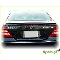 HECKLIPPE für MERCEDES W107 Coupe SPOILERLIPPE  HECKSPOILER LIPPE von CSR Auto