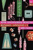 Beethoven: Symphonies 1-9 (Royal Concertgebouw Orchestra/Iván Fischer) [Blu-ray] [2015]