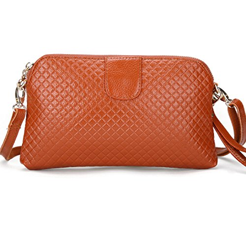 MEI Signora Messenger Bag Belle Controllare,Rosered khaki