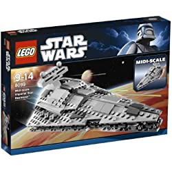LEGO Star Wars 8099: Vaisseau Imperial Star Destroyer - Echelle réduite