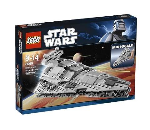 LEGO Star Wars 8099: Vaisseau Imperial Star Destroyer - Echelle