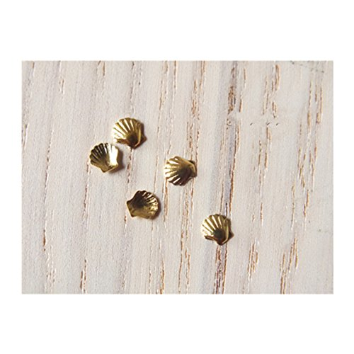 Born Pretty 20Pcs 3mm 3D Studs Coquilles DšŠcoration DoršŠes