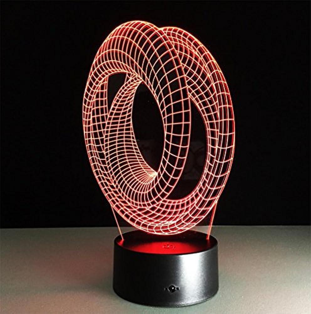 Купить ночники в детские комнаты H&M 3D Lampe ✓ H&M Kreativ 2-Ring ...