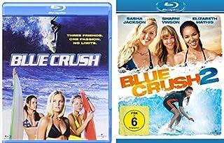 Blue Crush 1+2 im Set - Deutsche Originalware [2 Blu-rays]