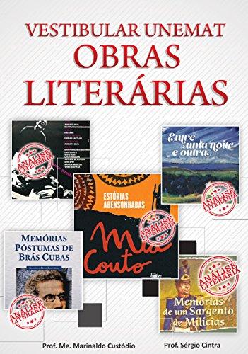 Vestibular Unemat: Obras literárias (Portuguese Edition)