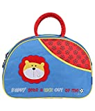 Baby Bucket Diaper Bag Lion Embroidery (...