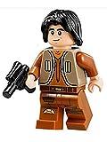 LEGO Star Wars : Minifigur Ezra Bridger mit kurzer Blaster aus dem Set 75090