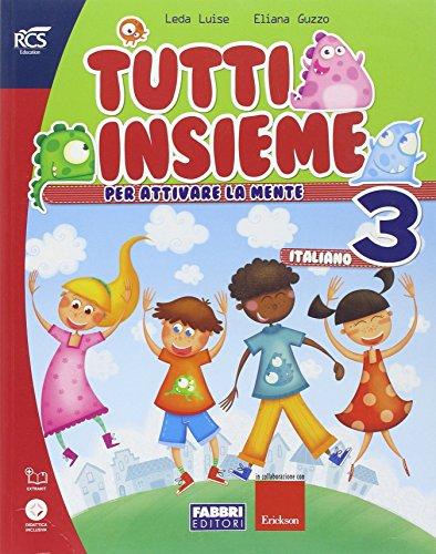 Tutti insieme italiano. Per la Scuola elementare. Con espansione online: 3