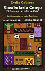 Vocabulario espanol-congo-espanol, 2ed.