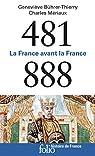 481-888 - La France avant la France par Mériaux